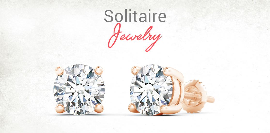 Solitaire Diamond Jewelry