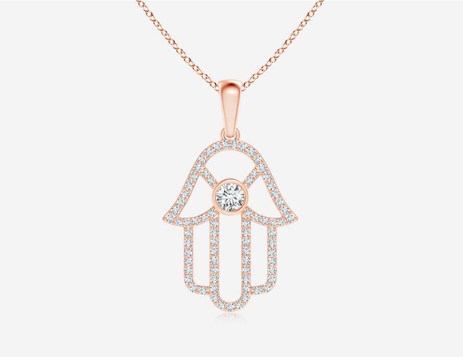 Hamsa Hand Lucky Jewelry